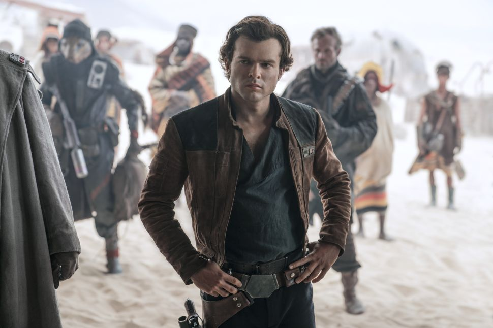 'Solo' Builds a Sanitized Corporate Backstory for Everyone's Favorite Flyboy