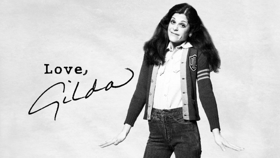 'Love, Gilda' Will Make You Laugh, Cry and Fall Down a YouTube Rabbit Hole