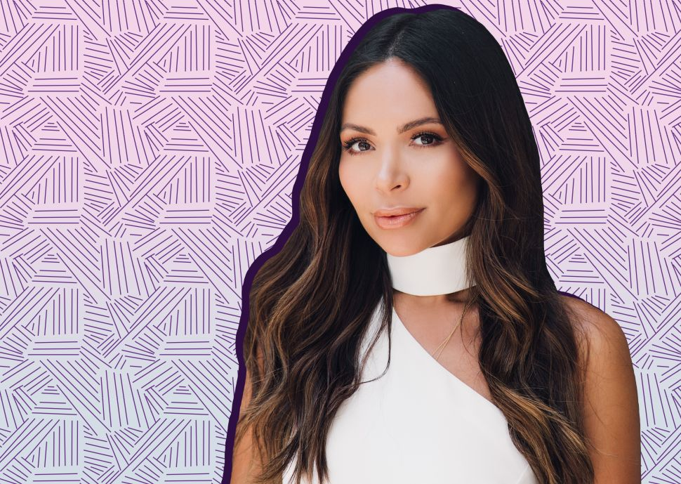 How Marianna Hewitt Created Jet Lag Mask, a $48 Status Symbol