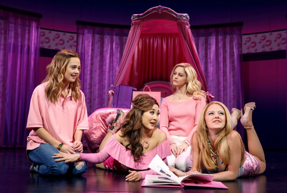 'Mean Girls,' 'SpongeBob,' 'Band's Visit,' 'Harry Potter' Lead Tony Nominations