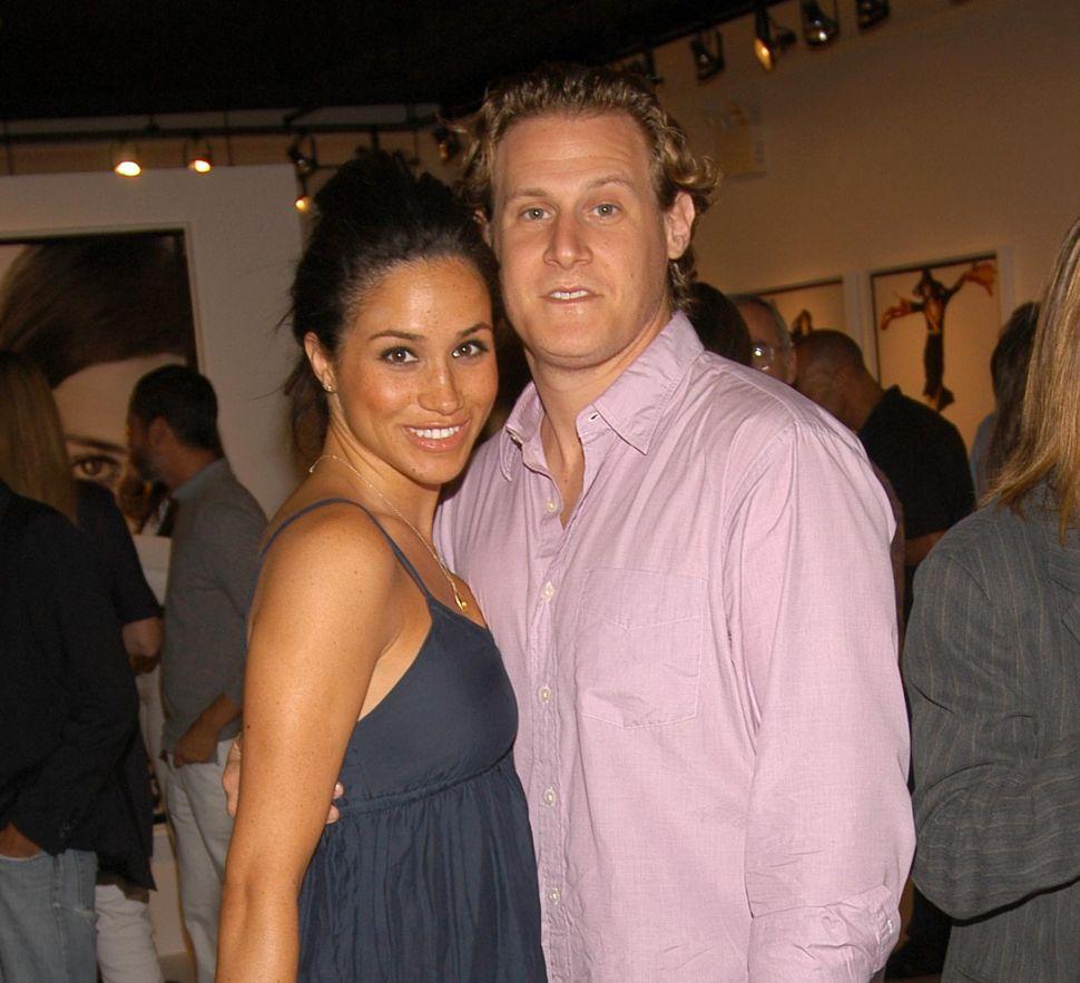 Bethenny FrankelDenies Dating Meghan Markle's Ex-Husband