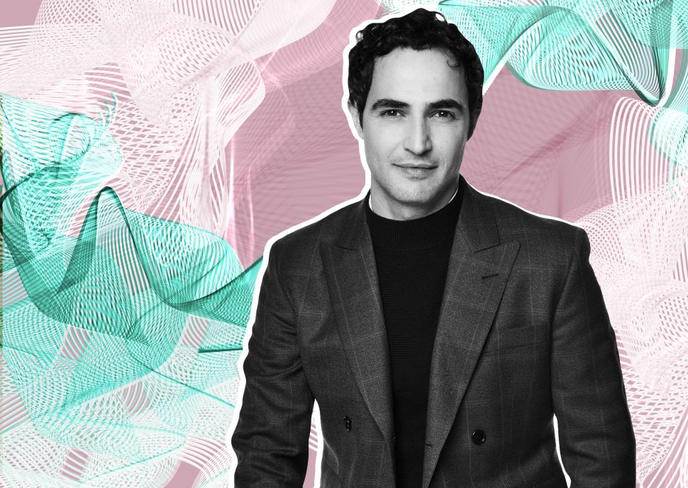 Zac Posen Talks Fashion in the Era of Artificial Intelligence