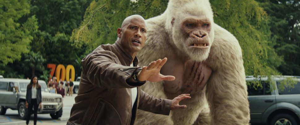 How Hot Is Dwayne Johnson at the Box Office? 'Rampage' Will Tell