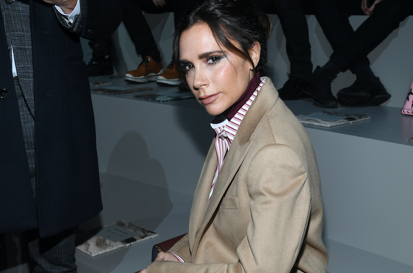 Victoria Beckham Is Upset About the Royal Wedding Dress Designer