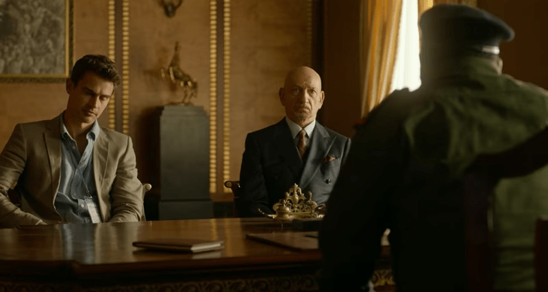 Iraq-Set 'Backstabbing for Beginners' Is Too Crammed With Information to Make Sense