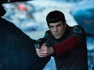 Star Trek Update Zachary Quinto Quentin Tarantino
