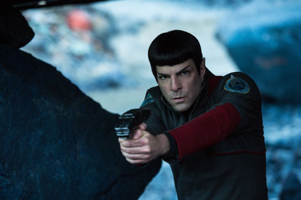 'Star Trek' Star Zachary Quinto Gives Update on the Future of the Series
