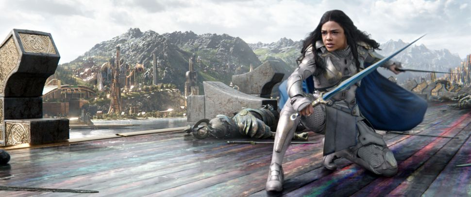 Tessa Thompson Offers Update on Her All-Female Marvel Movie