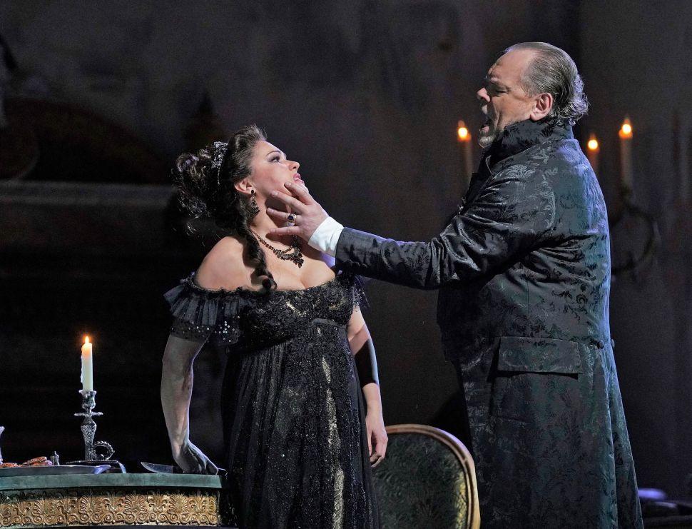 Anna Netrebko Proves Opera Divas Still Exist In a Breathtaking 'Tosca'