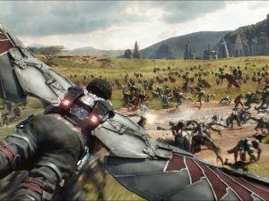Avengers: Infinity War Budget Box Office