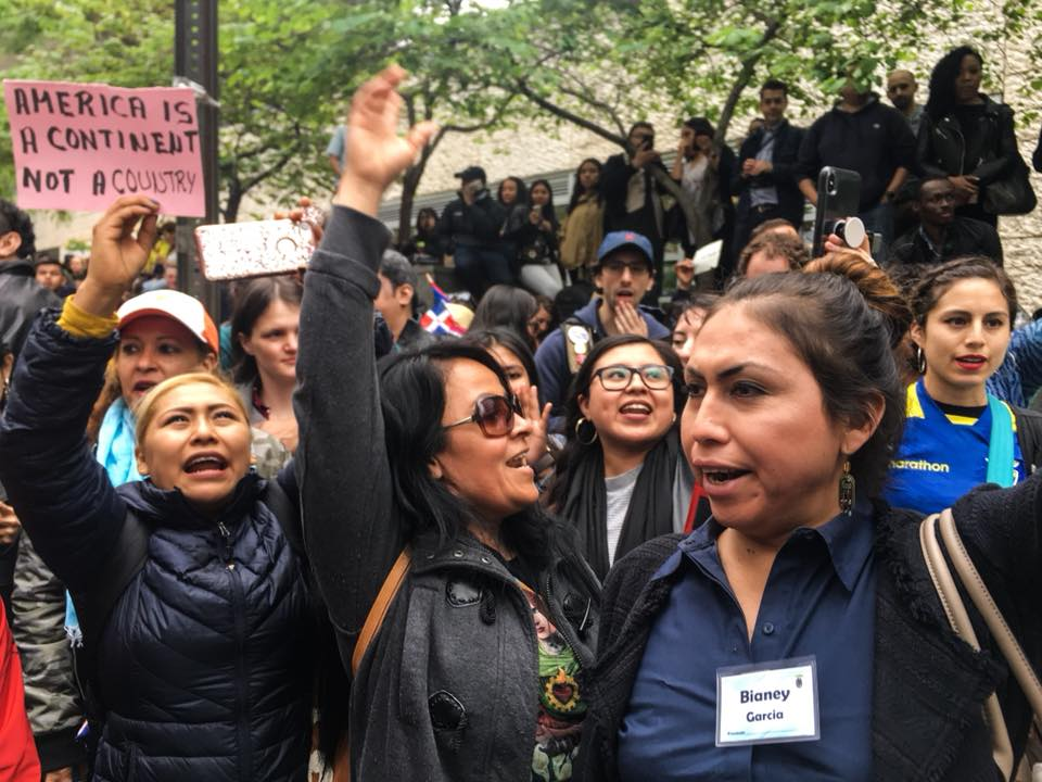 Mariachis and Angry New Yorkers Party Outside Home of Lawyer in Racist Rant