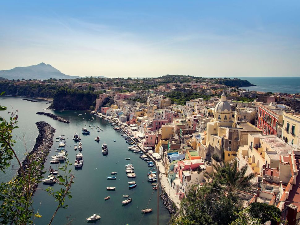 Visit the Island of Ischia: The 'Lesser-Known Capri' HBO Is About to Make Famous