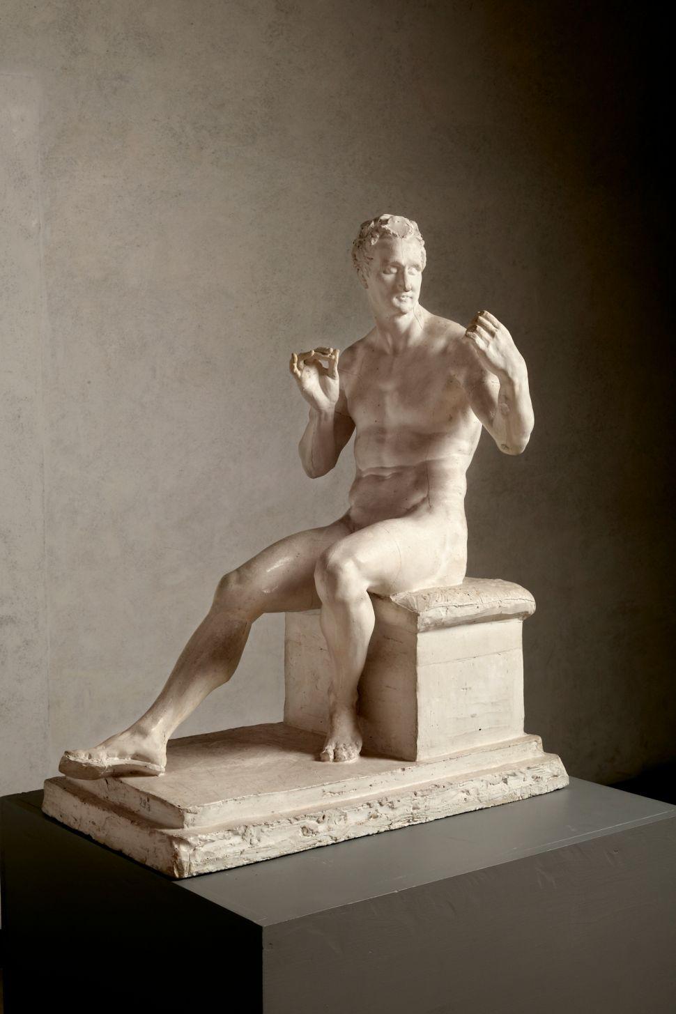 Thomas Jefferson Had an Italian Artist Make These Odd George Washington Sculptures