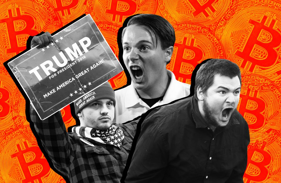 Why Is the New Right Obsessed With Bitcoin?