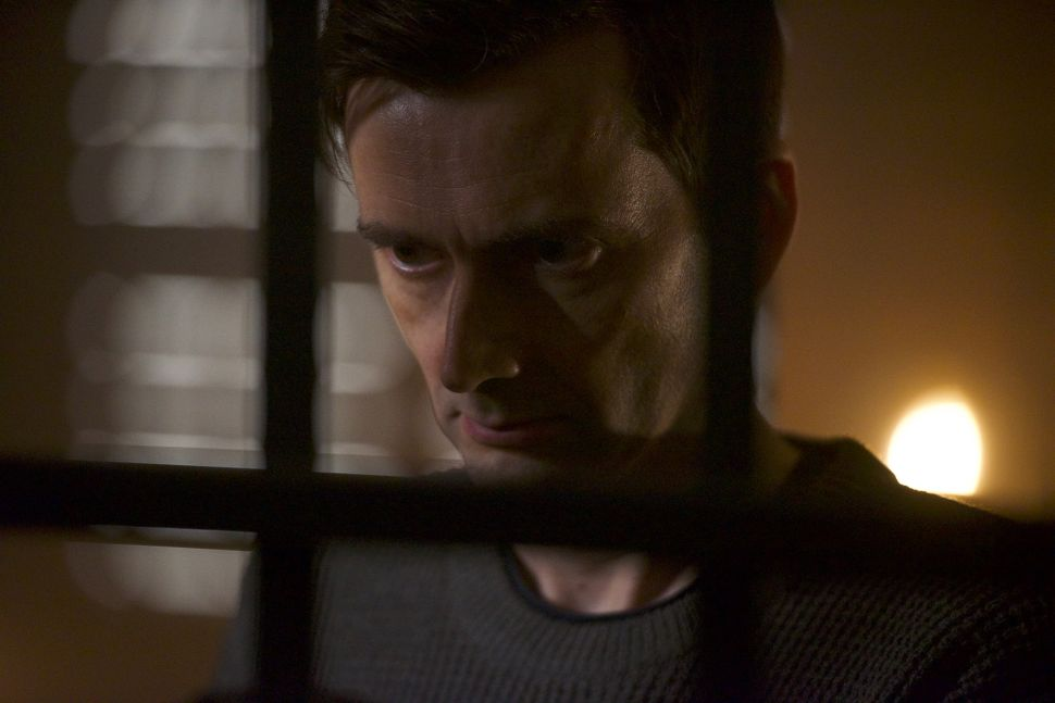 Three Stars: David Tennant Will Give You the Cold Sweats in 'Bad Samaritan'