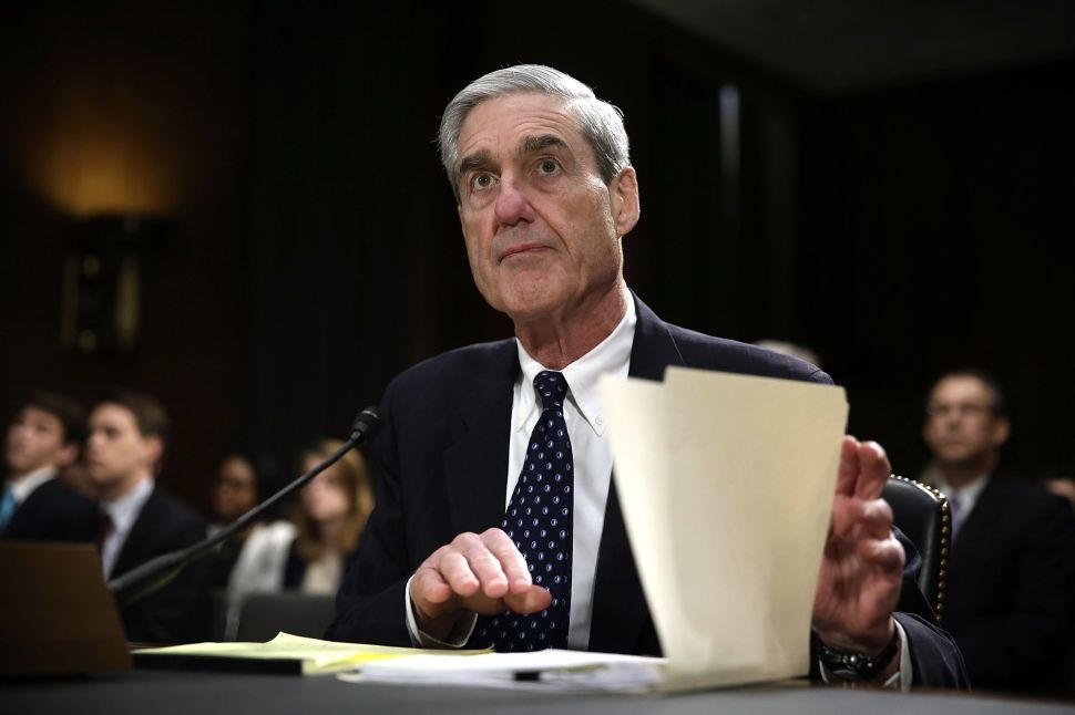 Did President Donald Trump Leak Mueller's List of Questions for the Russia Probe?