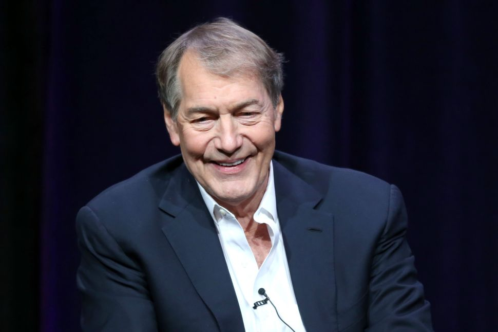 Charlie Rose Doesn't Need a Comeback—His Victims Do