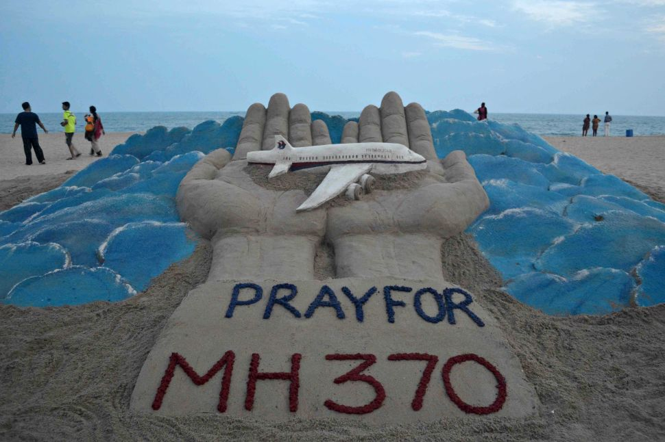 US Company-Aided Search for the Mysterious MH370 Is Coming to an End