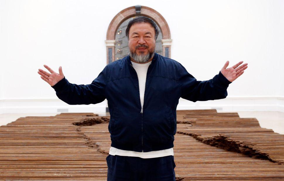 Ai Weiwei: A Case Study in Overexposure