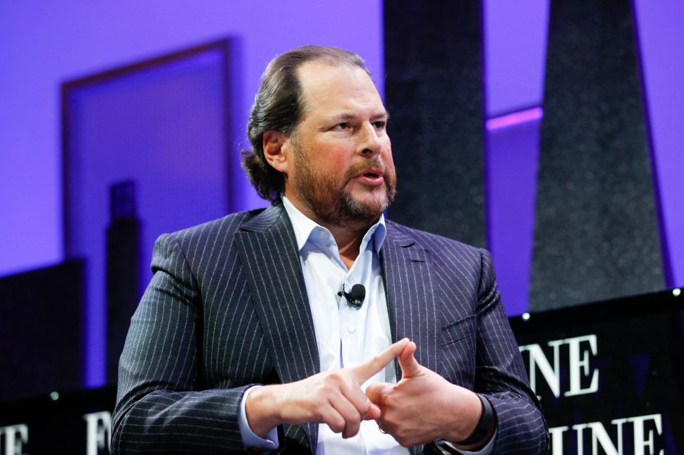 Just Because Marc Benioff Is Nice Doesn't Mean He Should Rule San Francisco