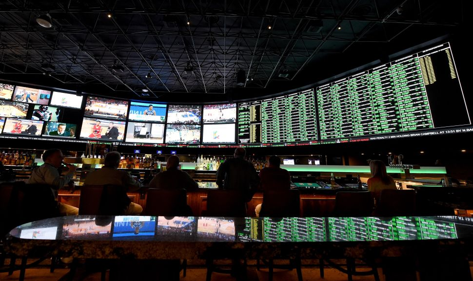 NJ Politics Digest: Not So Fast for Sports Betting in the State
