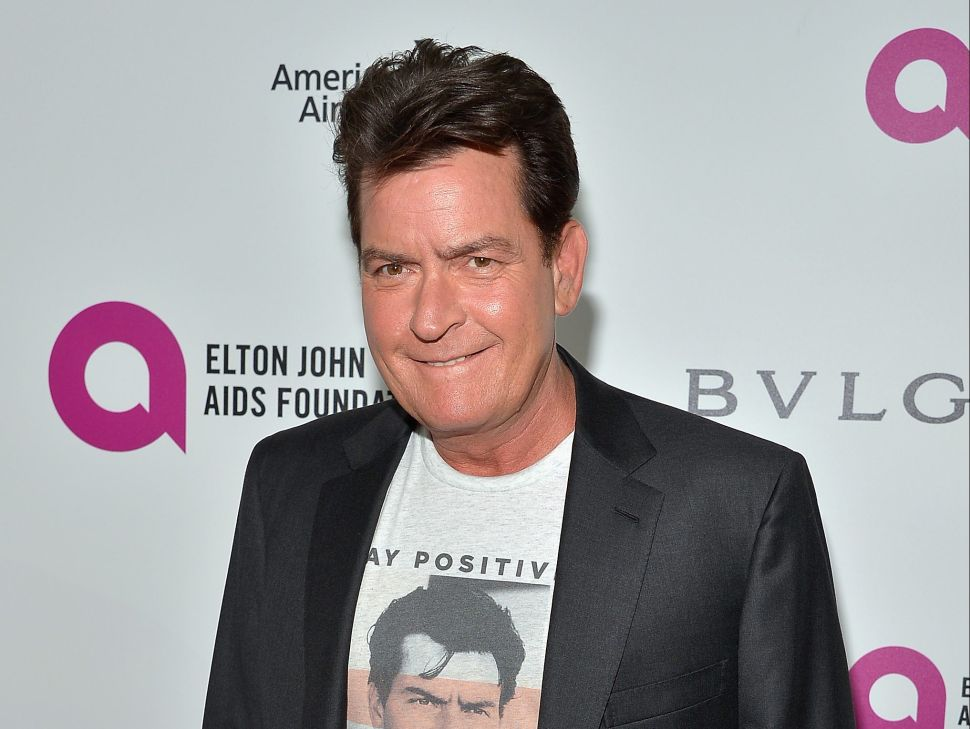 Charlie Sheen Isn't Winning Yet in Beverly Hills