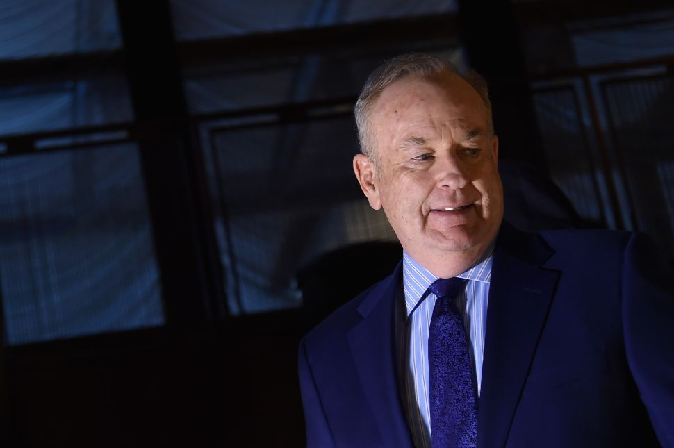 Bill O'Reilly May Be Making His Way Back to Cable News