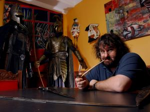 Peter Jackson DC Movie Amazon Lord of the Rings