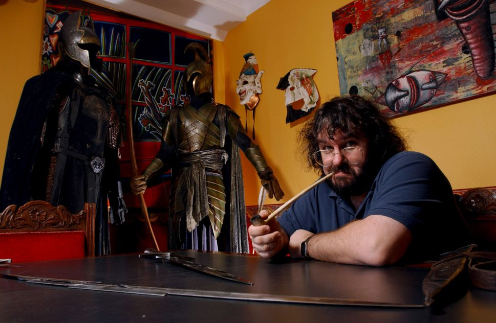 Peter Jackson May Be Deciding Between Amazon's 'LOTR' and a DC Movie… Unfortunately