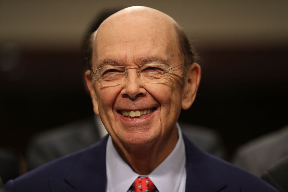 Wilbur Ross Defends US Beef in Trade Talks, But His Argument Made the Internet Laugh