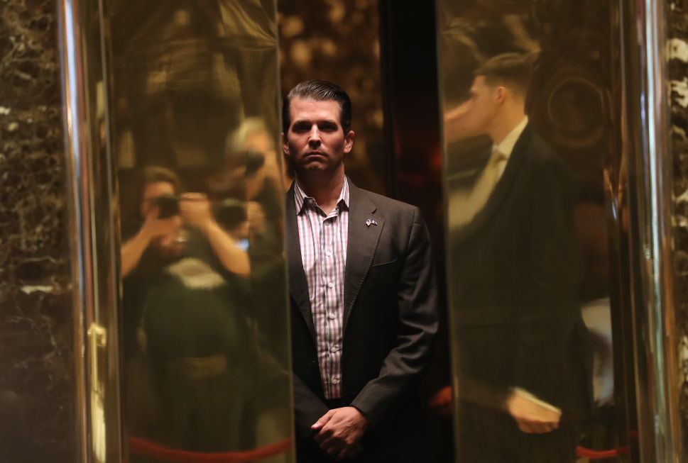 Donald Trump Jr. 'Yawns' at Adam Schiff's Probe of Infamous Blocked Call, Says Friend