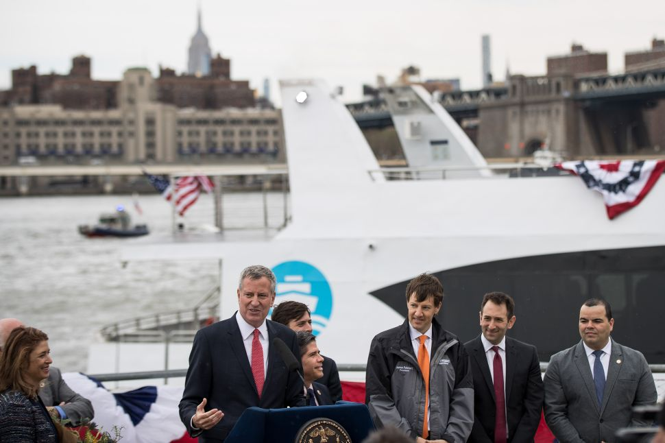 How the NYC Ferry Can Make Your Subway Ride Better