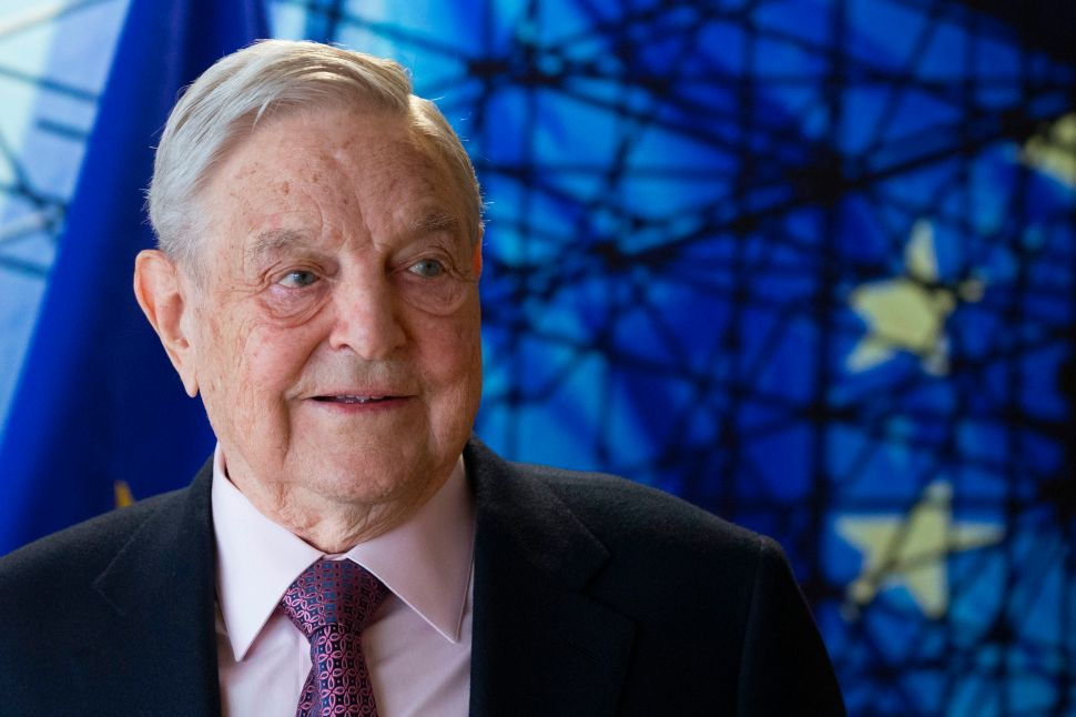 George Soros Wants to Curb Impending Financial Crisis With 'Marshall Plan for Africa'
