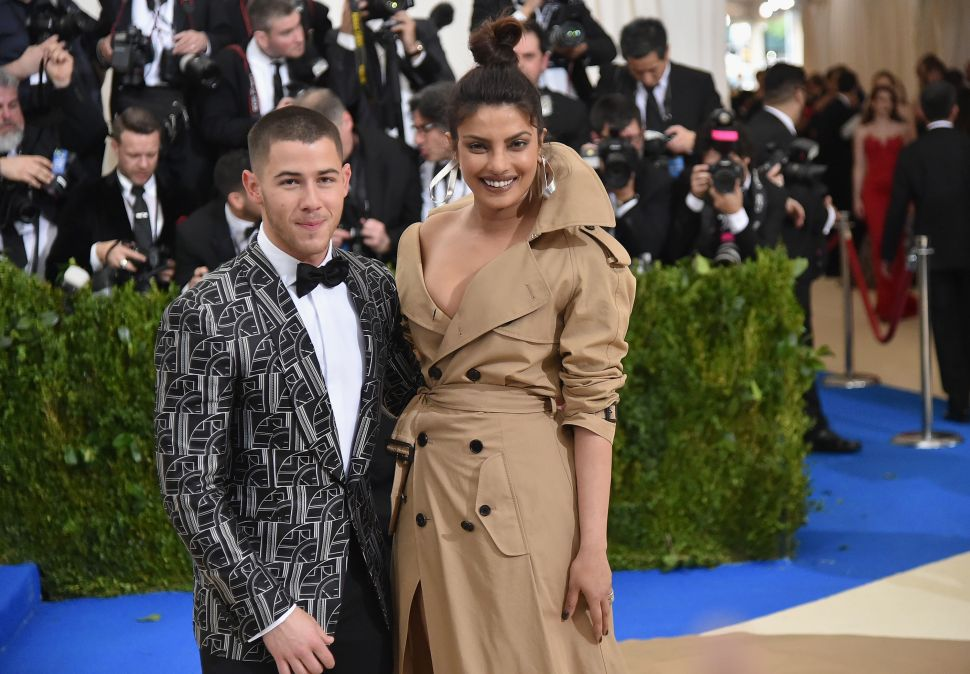 Is Nick Jonas Really Dating Meghan Markle's Pal Priyanka Chopra?
