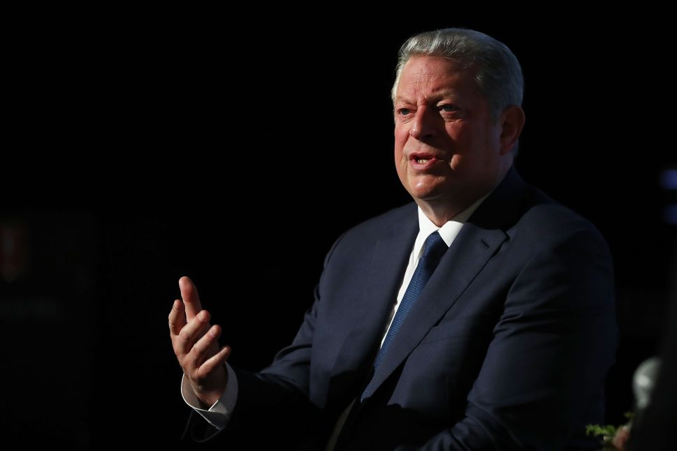 Al Gore Urges Tech Leaders to Fight Climate Change—And Prays for a New President