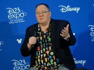 Disney Pixar John Lasseter