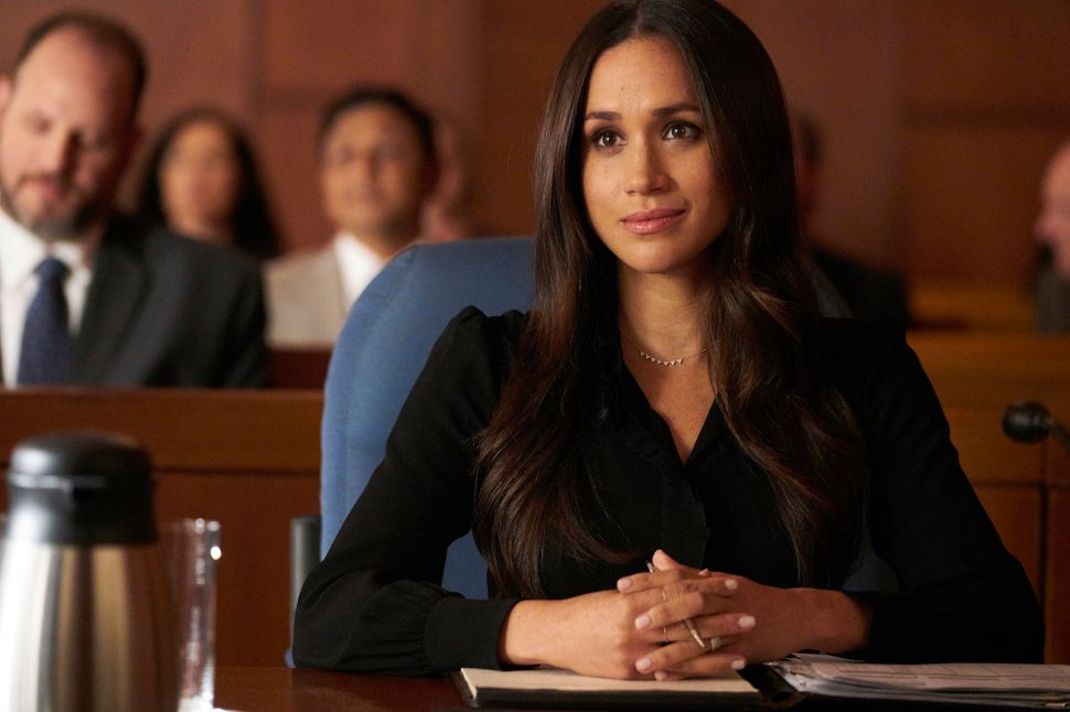 Why Binge-Watching 'Suits' Is the Best Way to Prepare for the Royal Wedding