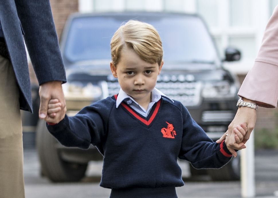 Royal Fans Need to Follow This Shady Prince George Instagram Account