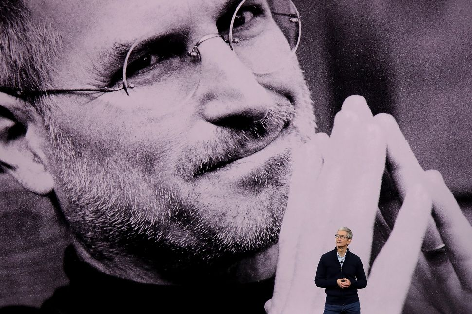 Steve Jobs Had No Idea Apple Would Make a Health Device Called Apple Watch