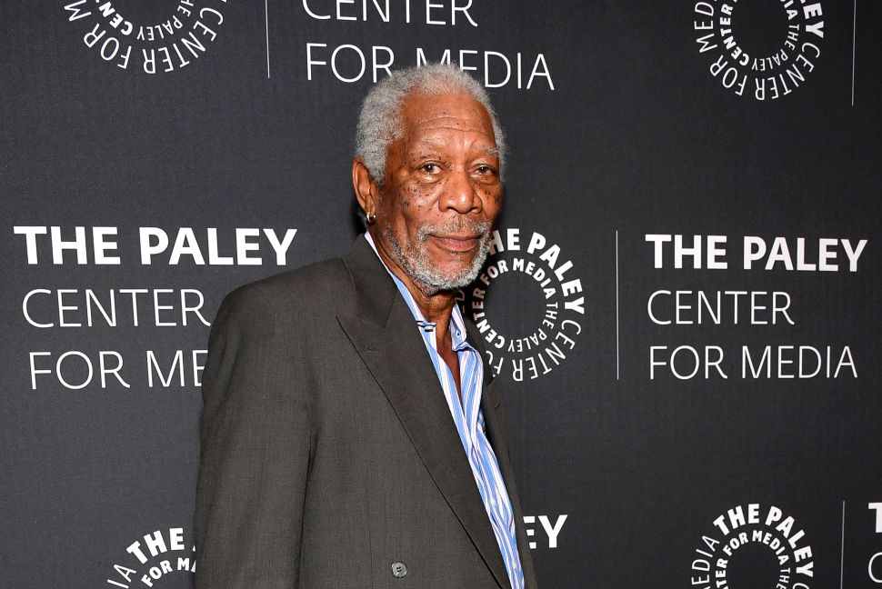 Morgan Freeman Accused of Inappropriate Behavior and Harassment