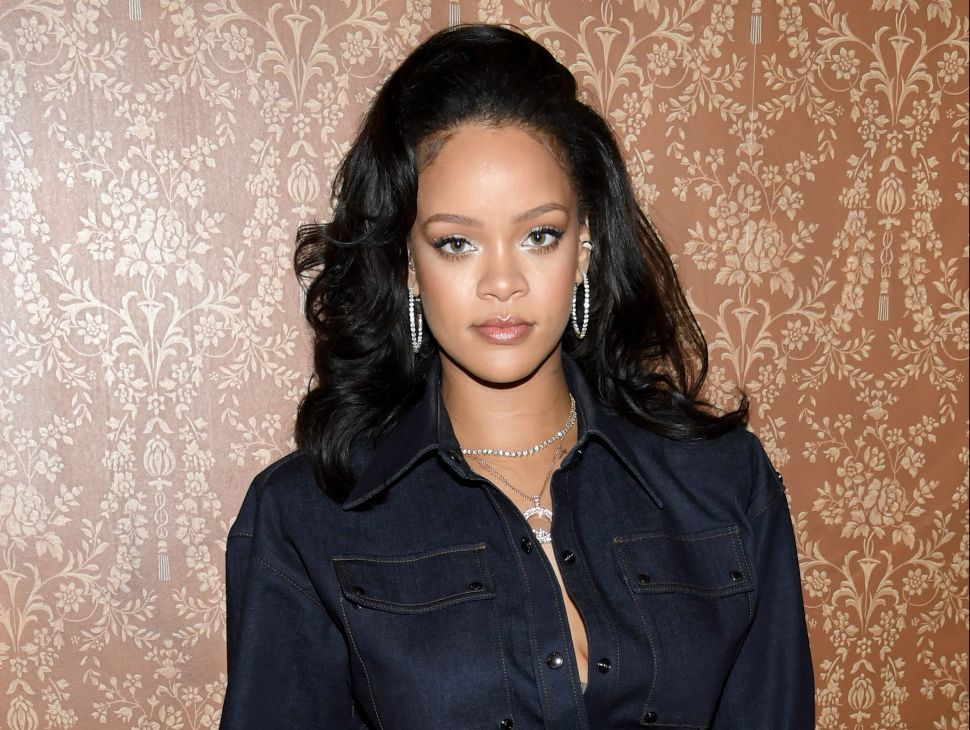 Rihanna's Alleged Stalker Waited In Her Home for 12 Hours