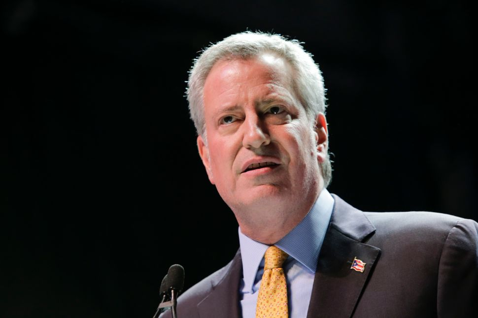 5 Wild Revelations From de Blasio's Emails With 'Agents of the City'