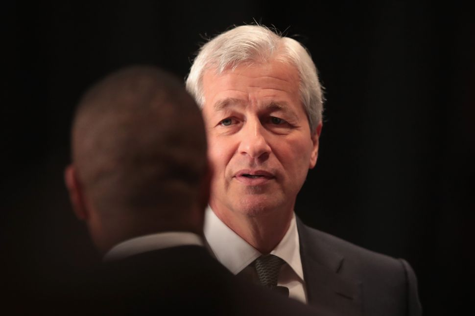JPMorgan CEO Jamie Dimon: Odds for the Next Recession Are 100 Percent