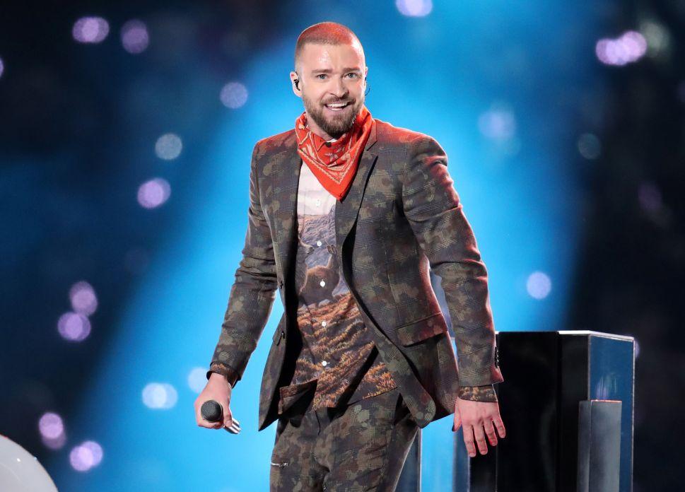 Justin Timberlake Needs Help With Social Media