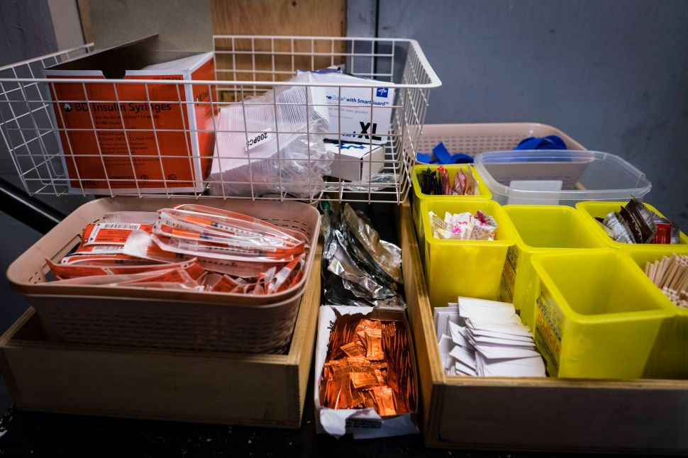 New York City Could Become First US City to Create Safe Injection Sites