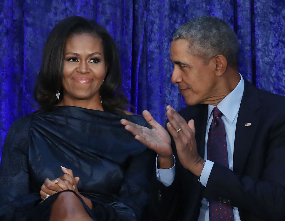 Netflix and the Obamas Make It Official With Multi-Year Deal