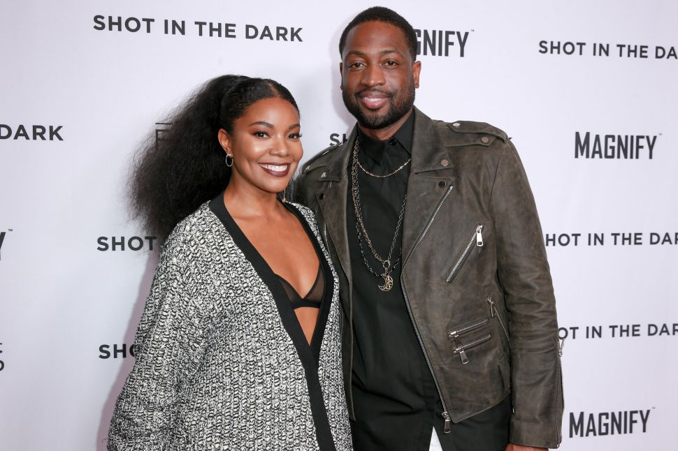 Gabrielle Union and Dwyane Wade Really Upgraded in Sherman Oaks