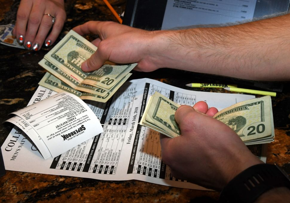 New Jersey Won't See Tax Windfall From Sports Betting, Lawmakers Say