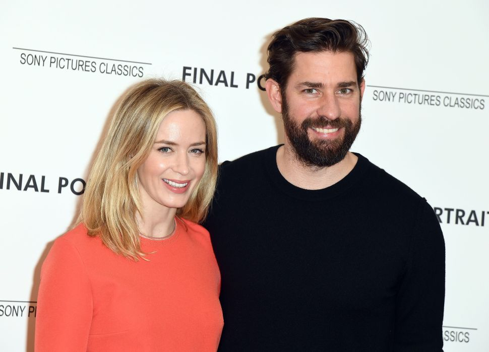 Emily Blunt and John Krasinski Only Made a Minor Profit in Park Slope