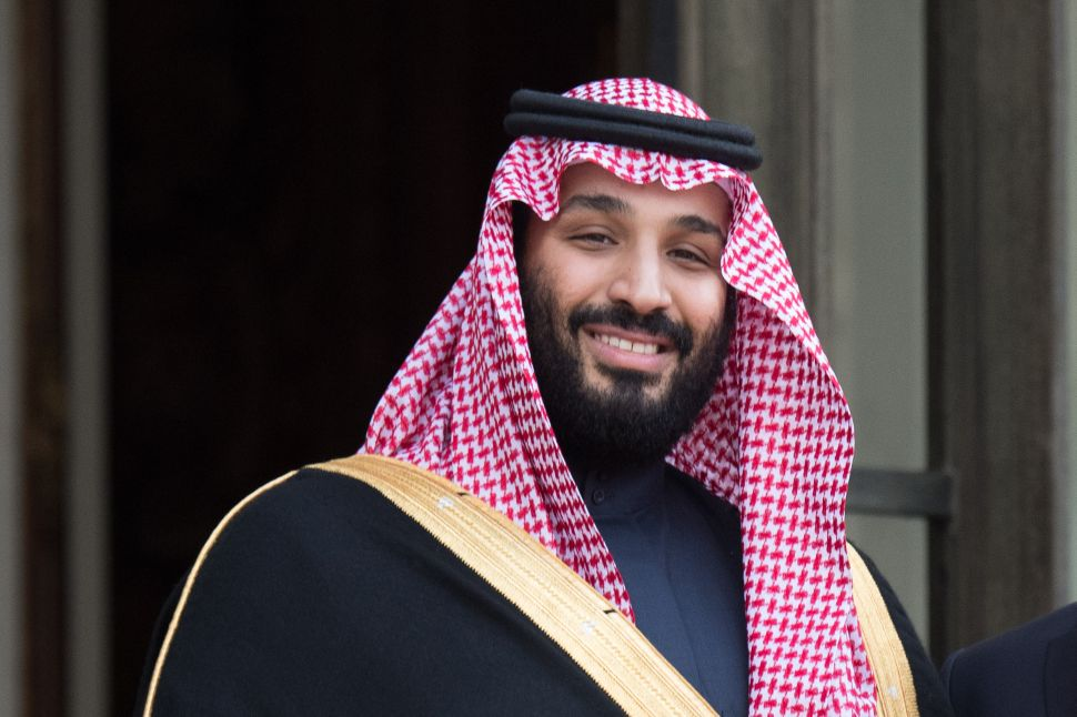 Saudi Arabia's Crown Prince Is Wildly Popular Among (His Own) Youth